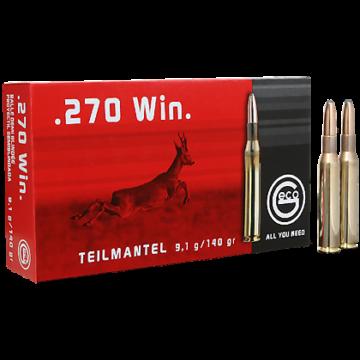 Geco .270 Win. 9,1g Teilmantel