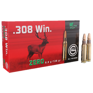 Geco .308 Win. 8,8g Zero
