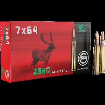 Geco 7x64 8,2g Zero