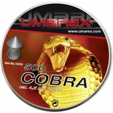 Umarex Cobra 4,5 mm léglövedék