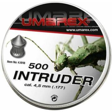 Umarex Intruder 4,5 mm hegyes léglövedék