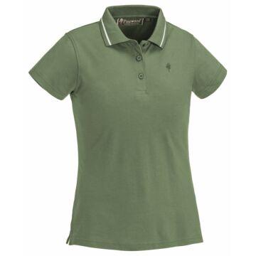 Pinewood Outdoor Life női póló - zöld