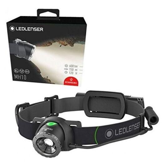 LedLenser MH10 600 lumenes fejlámpa