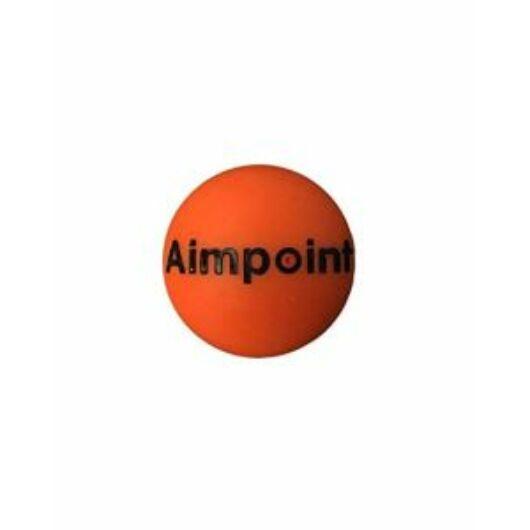 Aimpoint zárdugattyú golyó narancs színben
