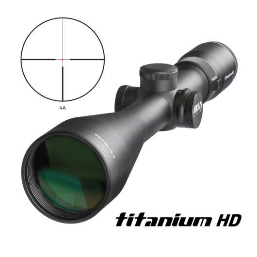 Delta Optical Titanium 2,5-10x56 HD IR Di 4A